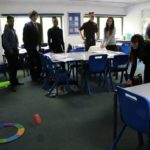 New Psychology A-Level students practice research methods
