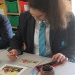 Students recreate impressive Artwork