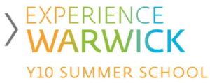 Experience Warwick Y10 Summer School