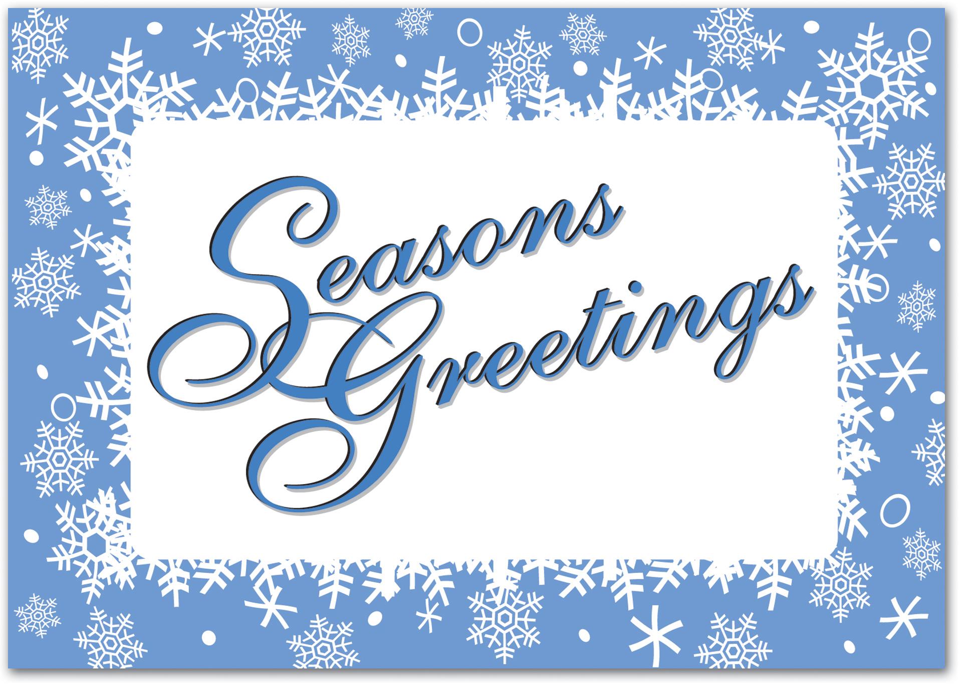 Seasons greetings barrs hill school seasons greetings kristyandbryce Images