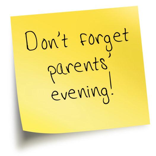 Year 8 Parents' Evening