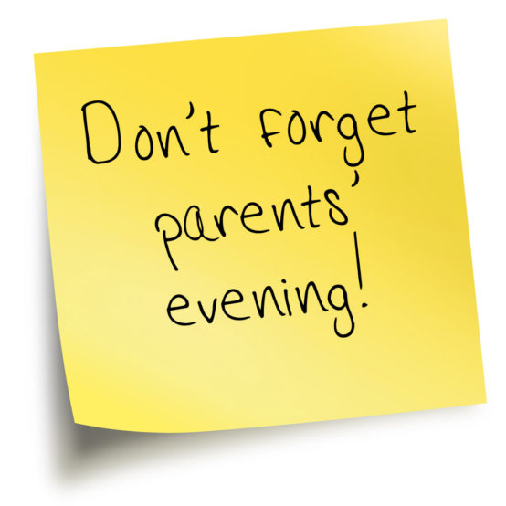 Year 8 Parents' Evening