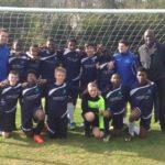 YEAR 8 BOYS FOOTBALL TEAM REACH THE COVENTRY SCHOOLS CUP FINAL