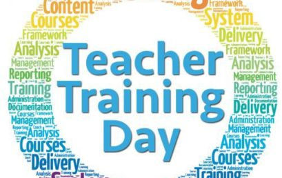 School closed for Teacher Training Day