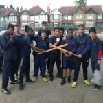 Year 9 Boys take part in Softball Tournament