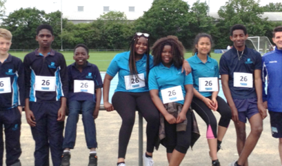 Students take part in Athletic Qualifiers