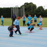 Sports Day – Warwick Athletics Track