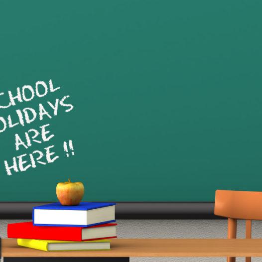 Summer Holidays – School Closed