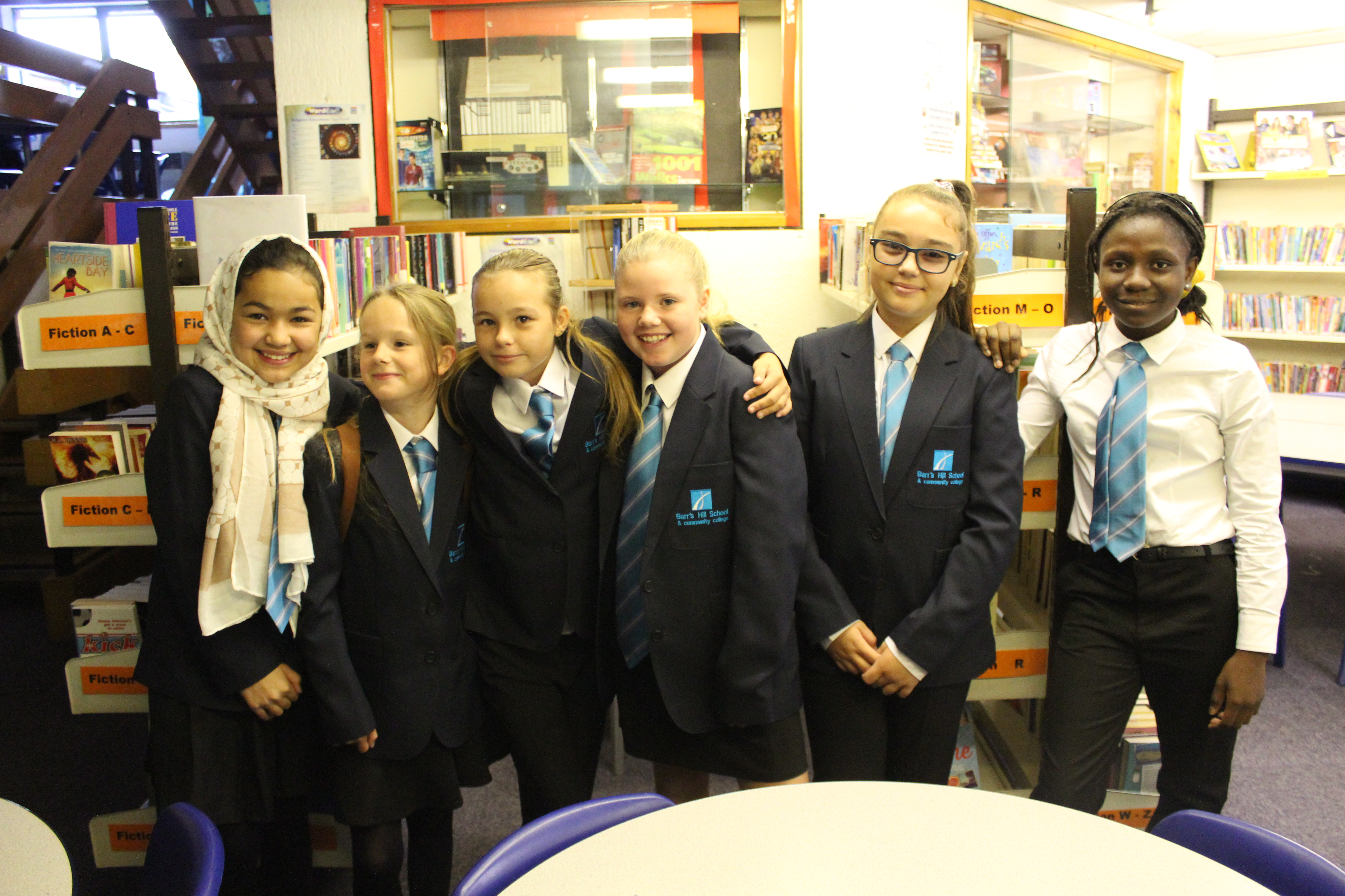 Welcome New Year 7 S Barr S Hill School