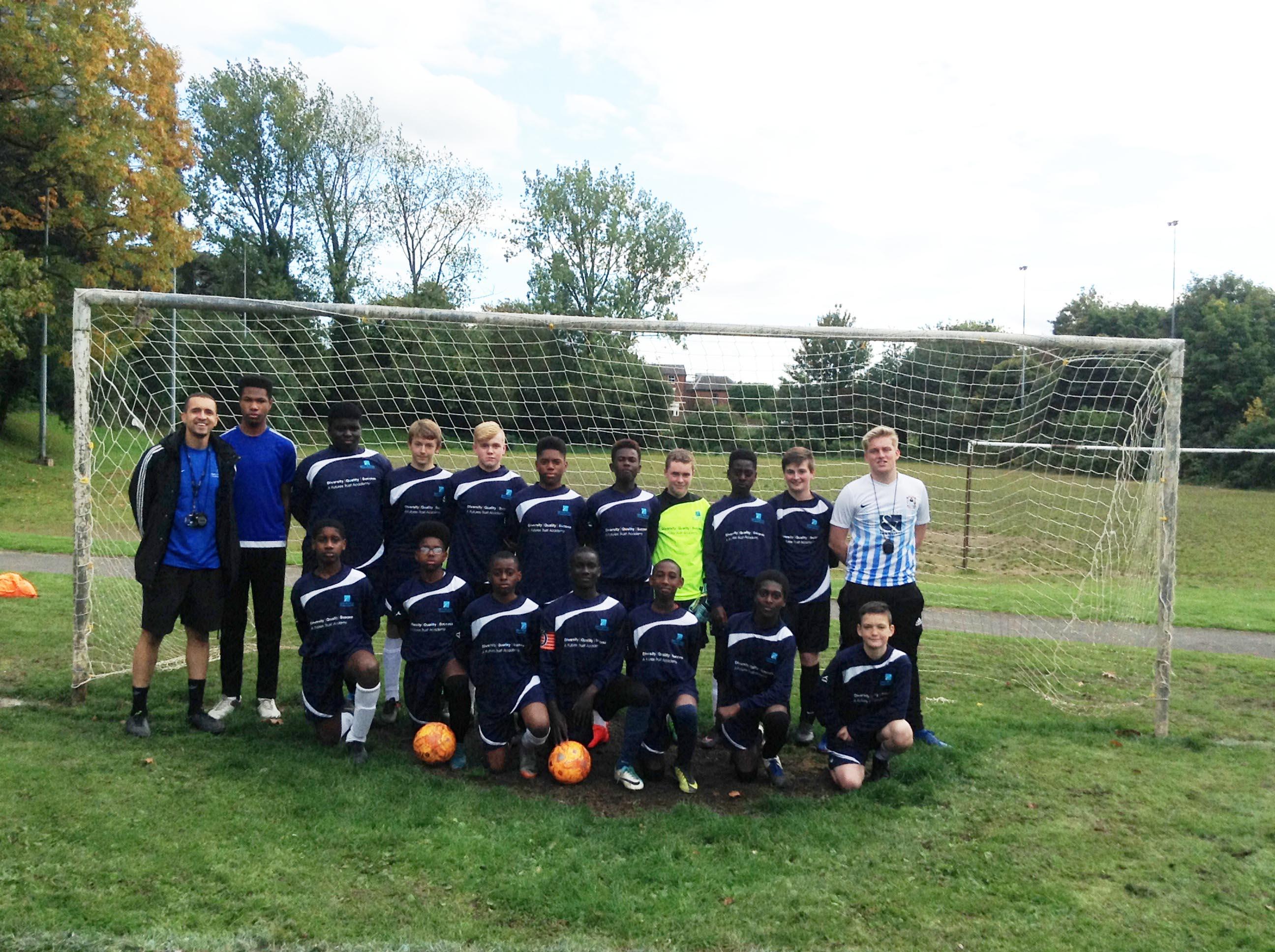 Year 9 Boys Football vs Cardinal