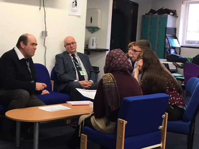 Sixth Form Group Mentoring