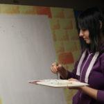Ex-student creates outstanding artwork