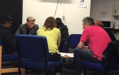 Group Mentoring – Post 16