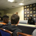 WASPS Rugby: Students visit Ricoh Arena