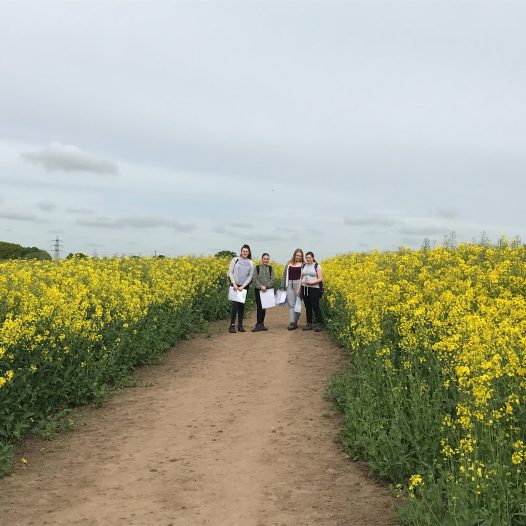 Duke of Edinburgh – Bronze teams out and about in Kenilworth