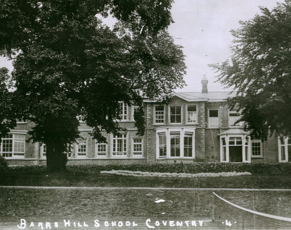 Barr's Hill School Coventry 4 (Barr's Hill House)