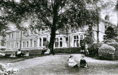 HAPPY 110TH BIRTHDAY BARR'S HILL SCHOOL