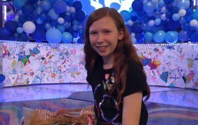 WINNER: YEAR 7 STUDENT STARS ON BLUE PETER!