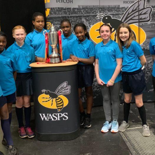 WASPS NETBALL COMMUNITY AFTERNOON
