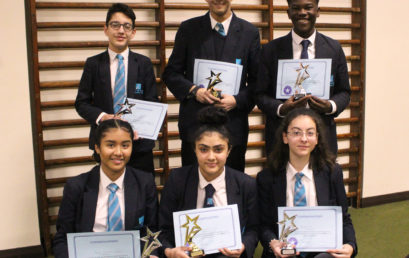 CONGRATULATIONS: KS4 HEAD BOY AND HEAD GIRL