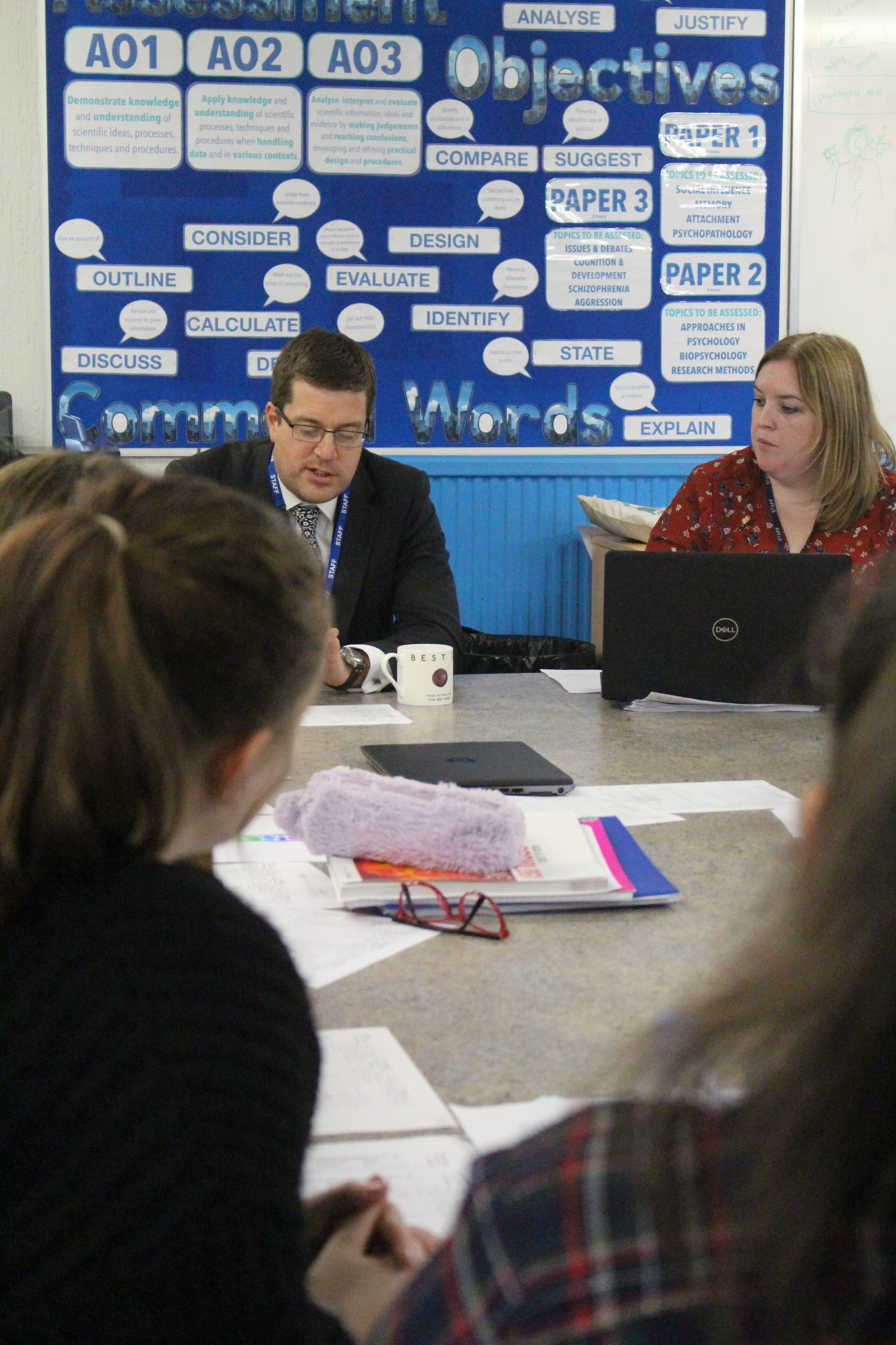 POST-16 SELECT INTERVIEW HEADTEACHER