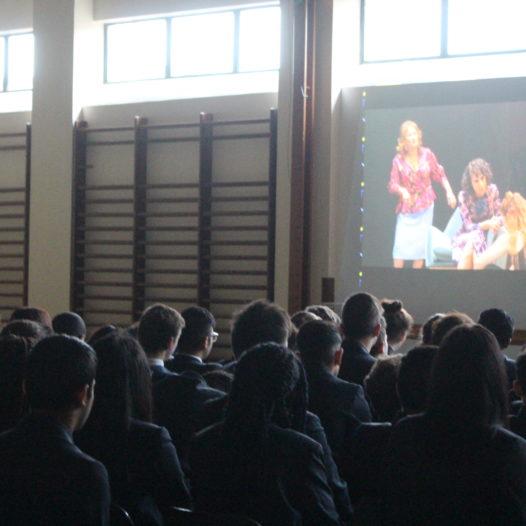 RSC EDUCATION: KS4 WATCH LIVE STREAM OF ROMEO AND JULIET