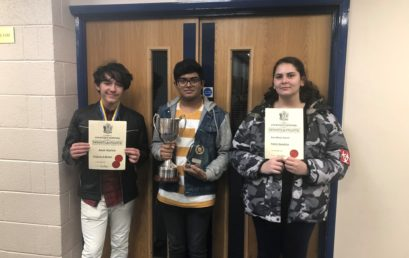 WINNERS: Coventry Festival of Speech and Drama