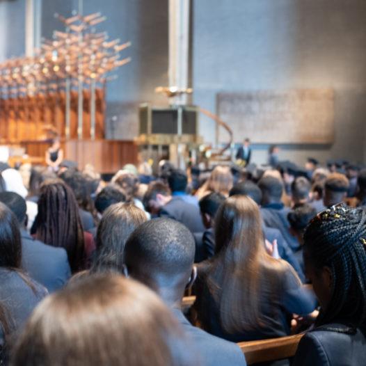 Celebration Assembly – Years 7 – 9